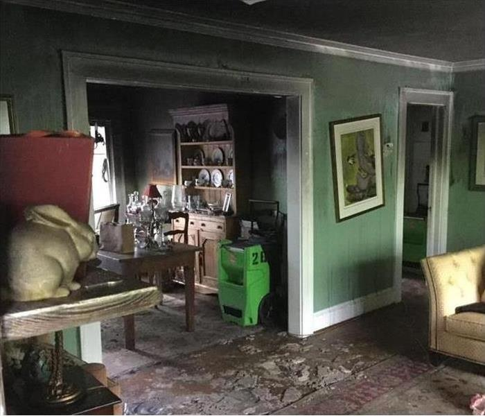 Why SERVPRO Effective Mitigation for Fire-Damaged Lake Charles Homes