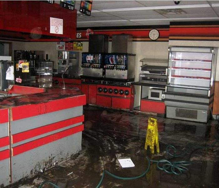 Commercial Got Flood Damage In Your Lake Charles Business?